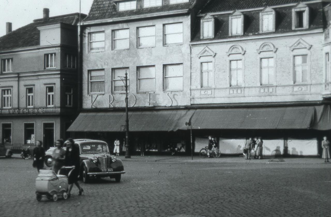 Modehaus Kroes am Markt